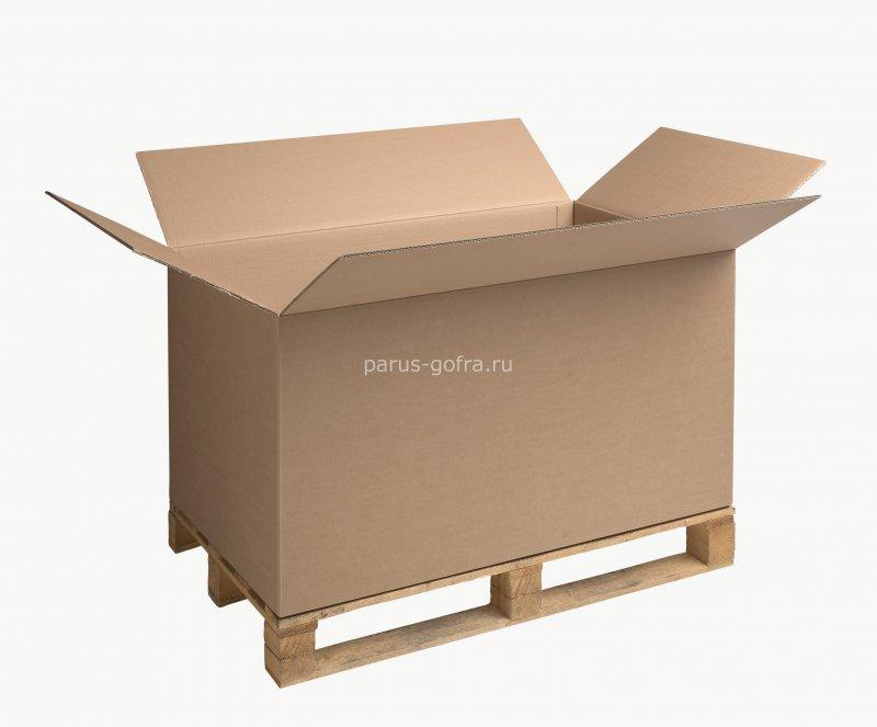 Большая коробка (тара)