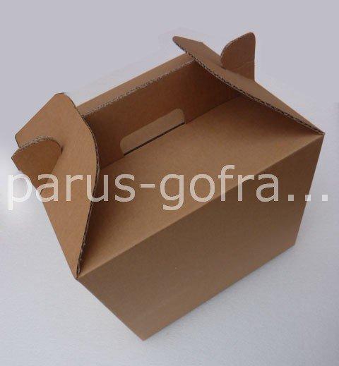 Гофрокороб «чемодан»