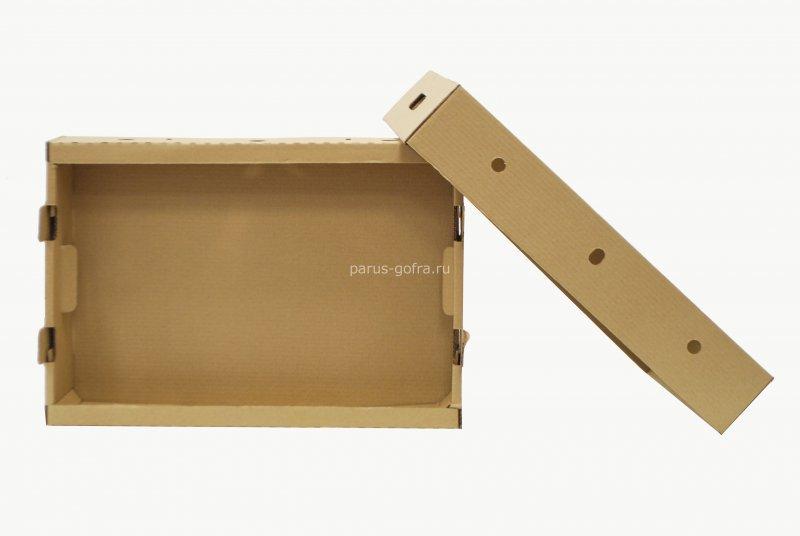 Гофролоток для  рыбы крышка/дно 470х390х107