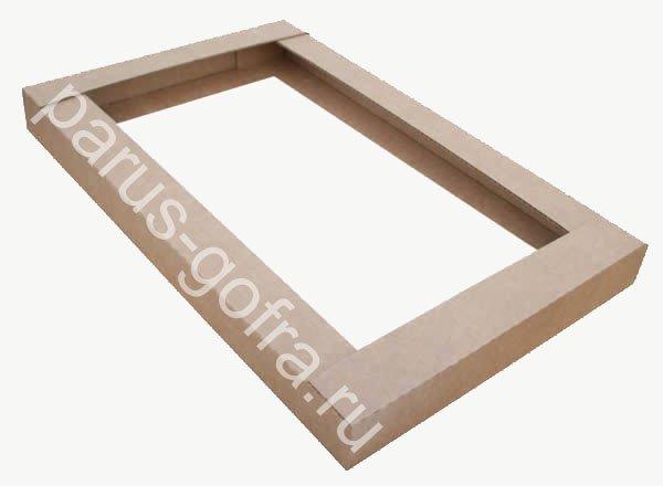 Короб для дверей «Экономичный»