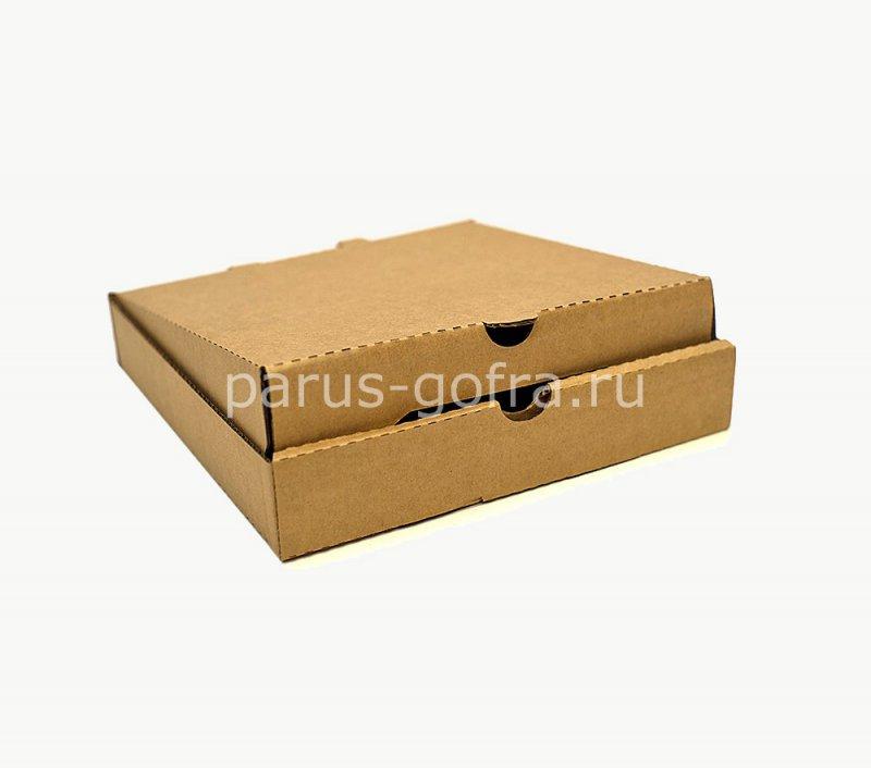 Коробка для пиццы 400х400