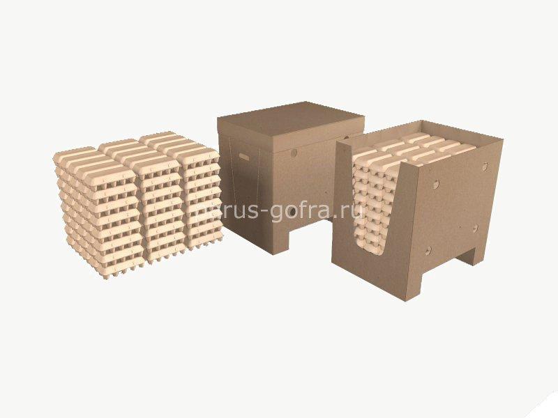 Многофункциональный паллетный контейнер 3-в-1