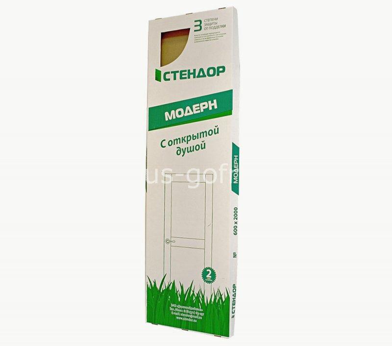 Картонная коробка для дверей