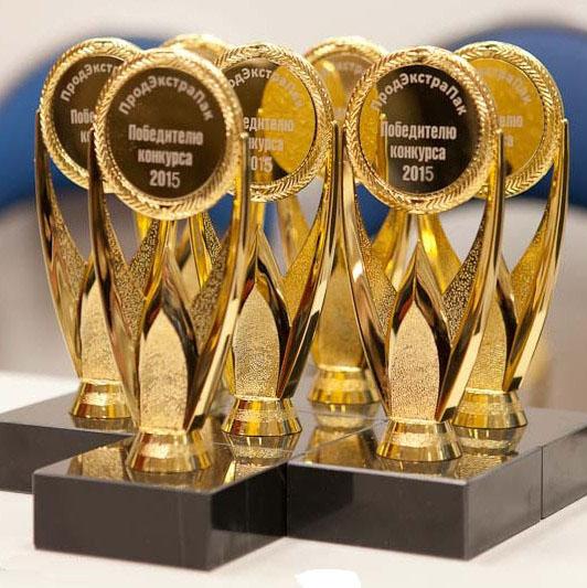 ООО «ПК ПАРУС» - победитель международного конкурса «ПРОДЭКСПО-2015»