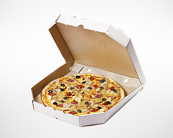 Коробки для пиццы в Санкт-Петербурге от «Парус»