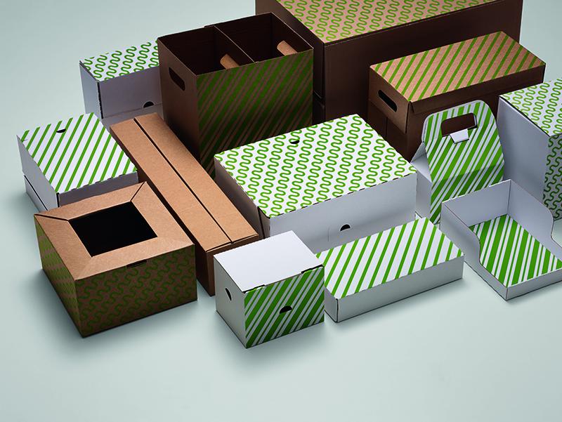 Гофрокартон: производство качественной и красивой упаковки
